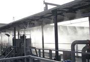 工業加濕降塵設備
