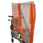 ST-120A生物安全型负压隔离轮椅隔离防护