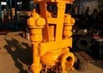 液压抽沙泵-新型环保排污泵配备挖掘机使用
