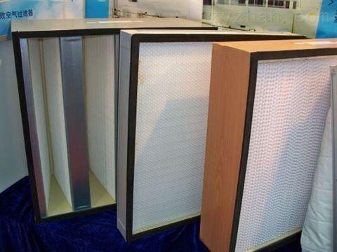 威海净化设备过滤器安装厂家