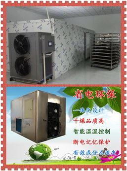 核桃烘干机 空气能热泵烘干设备厂家