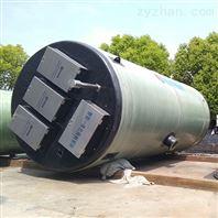 四川玻璃鋼一體化泵站