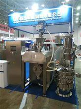GLZ-70国朗中试干法制粒机
