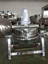 300L不锈钢夹层锅
