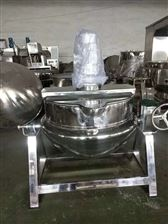 CT-J300L不锈钢夹层锅
