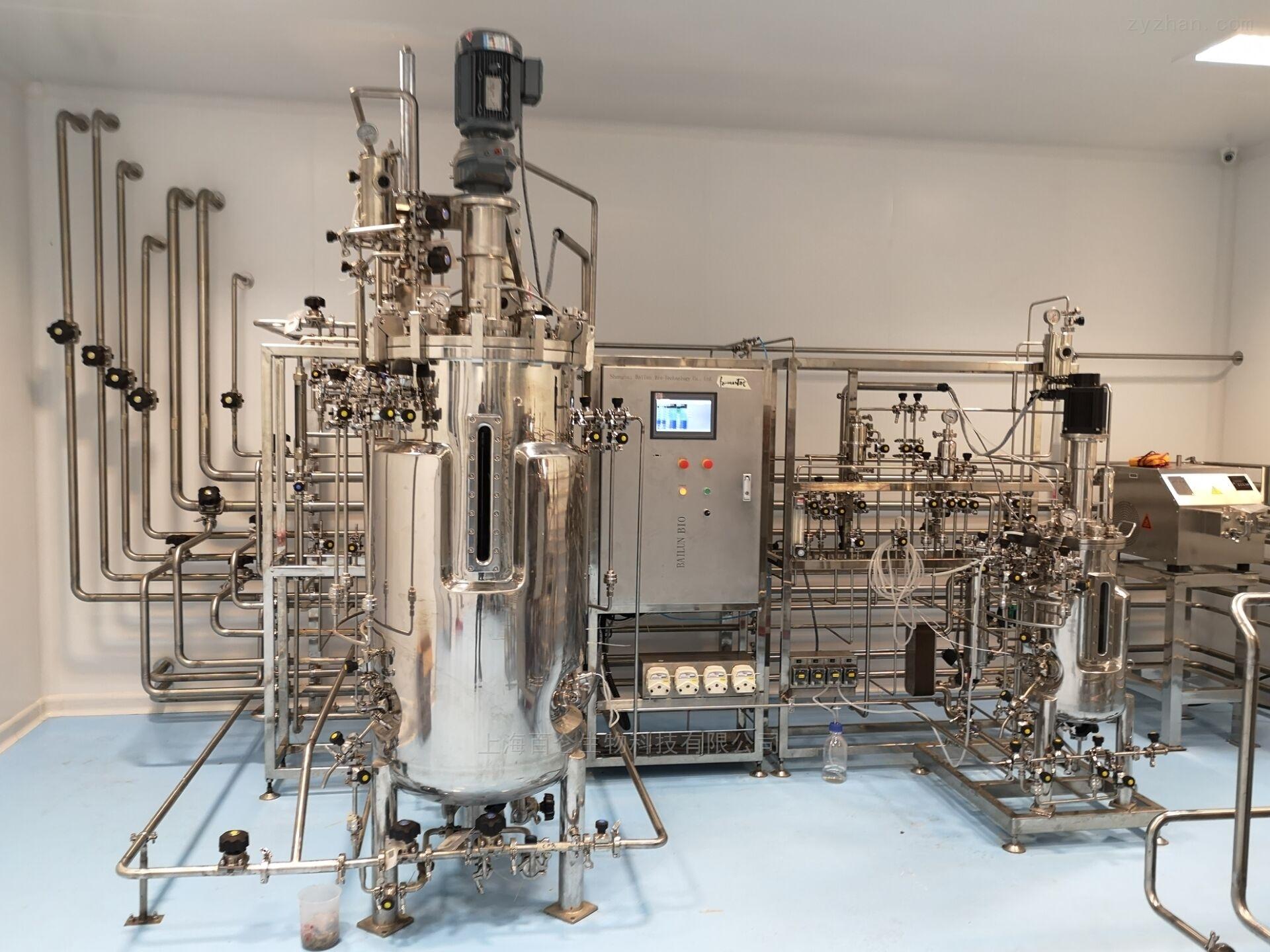 50升500升不锈钢疫苗生物反应器