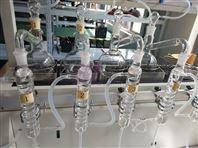 二氧化硫蒸餾儀CYZL-6Y食品檢測冷卻水循環