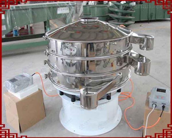 精细行业新型超声波振动筛分设备