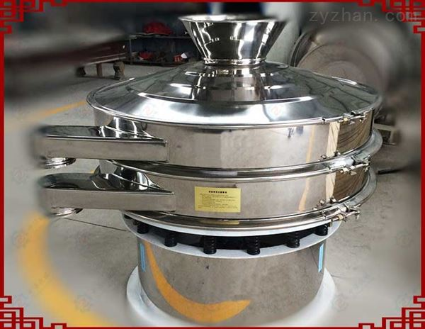 土豆淀粉旋振筛机