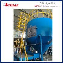 25kg氮化物陶瓷料漿閉式循環噴霧干燥機