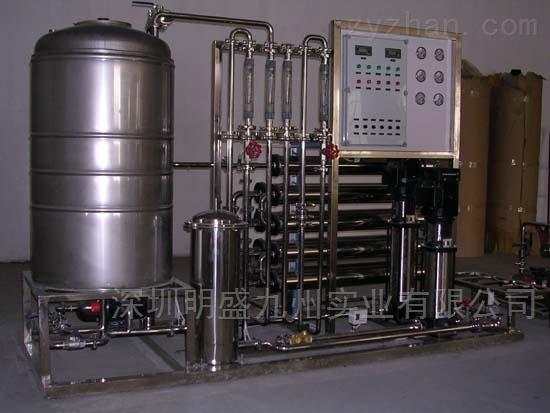 2噸每小時-2噸每小時純凈水水處理設備