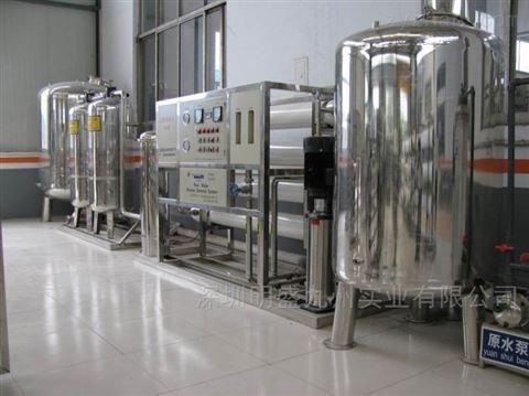 3吨每小时制药用水反渗透设备