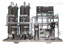 訂制2噸每小時軟化水超純水設備