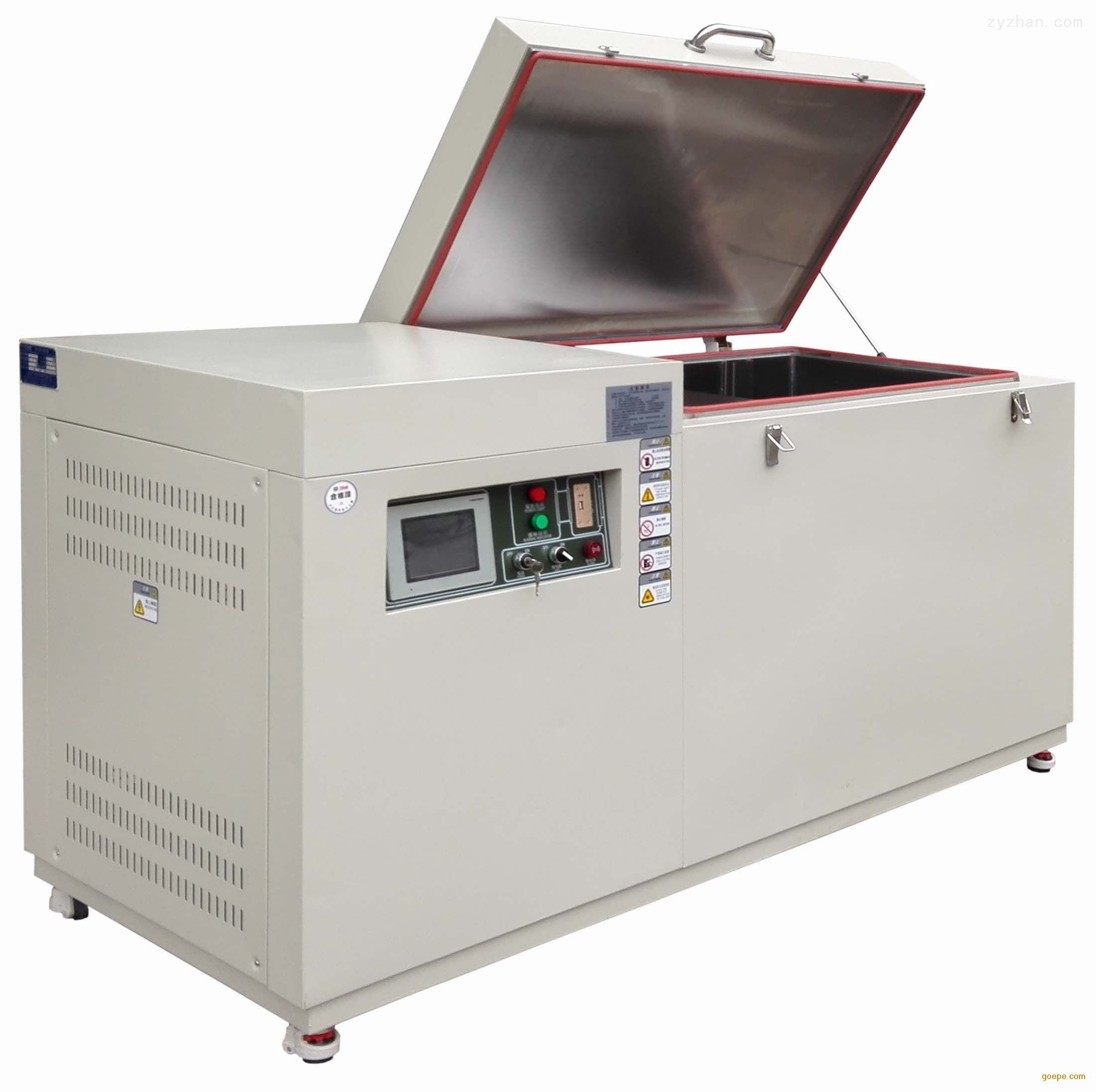 自动快速冻融试验箱