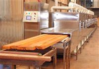 GER微波松木干燥杀虫设备