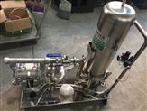 小推车过滤器   小型农药除渣过滤机