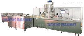 SJ-15L直线型高速栓剂生产线