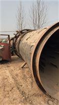 梁山二手滚筒干燥机1.2x15米