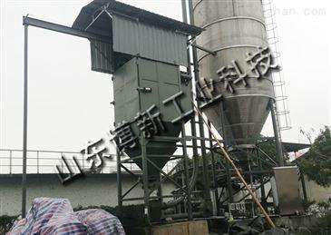 TCD1000曲阜中药粉大袋拆包机吨包卸料站定视频拍小品图片