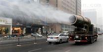 奥圣防水变频器在除尘车(雾炮车)上的应用
