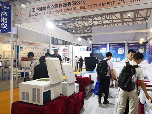 挺起国产离心机脊梁 老品牌上海卢湘仪撬开国际市场大门