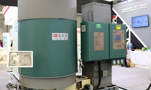 克雷登黄坚:发挥锅炉行业标杆作用 更全面的响应市场需求