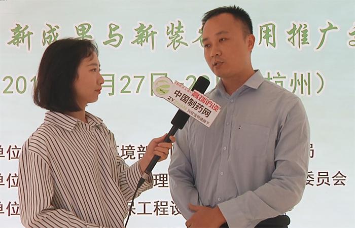 专访江苏久朗高科技股份有限公司研发工程师武军伟