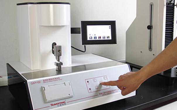 医用注射针管(针)刚性测试仪
