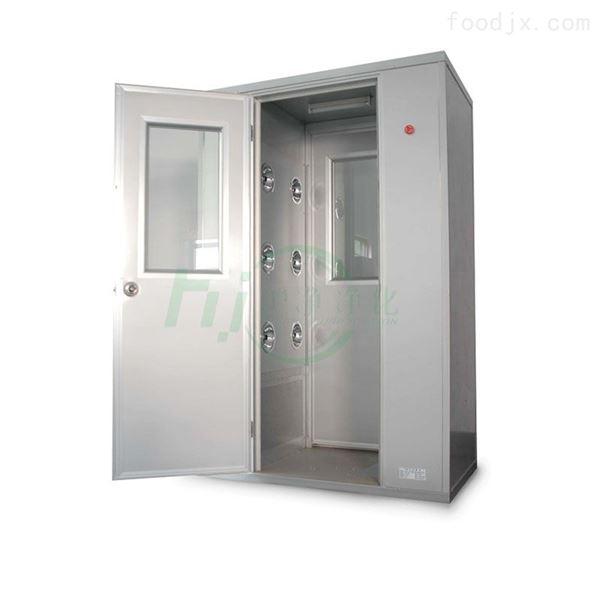FLB-1B不锈钢单人单吹风淋室